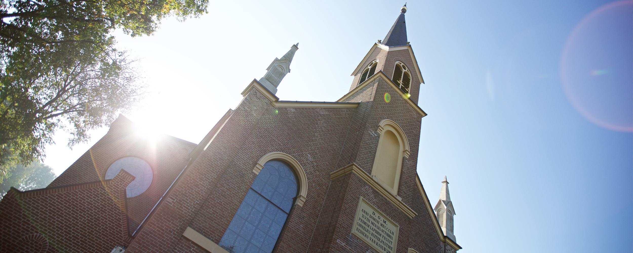 Blokkerk